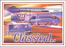 Uganda 1996 Trains/Steam Engine/Locomotives/Railways/Transport 1v m/s (s1912v)