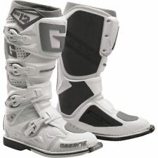Gaerne SG12 Boots - White/Grey, All Sizes