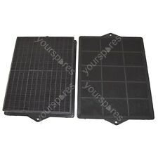 Ufixt Elica Type 160 Carbon Charcoal Cooker Hood Filter Pack of 2