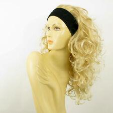 parrucca con bandana biondo dorato mechato biondo molto ODESSA 24BT613 PERUK