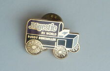 Majestic RV Chuckwagon Pin Buddy Bensmiller Lapel Hat Souvenir Pin