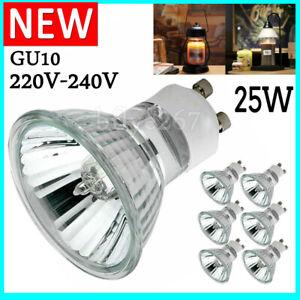 25W GU10 Dimmable Halogen Bulbs Replace 220V Light Reflector Spotlight Down Lamp