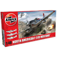 Airfix North American P-51D Mustang (Scale 1:48) - A05136 - NEW