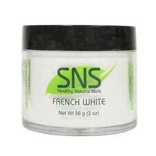 Sns Nail Dipping Powder No Primer,No Liquid,No Uv Light - French White 2oz/56g