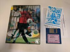 AMIGA DISK RARE BIG BOX Game * TRACKSUIT MANAGER 2 *