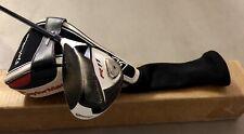TaylorMade R11 Driver 9* Fujikura blur 60g Stiff Flex Graphite Golf Club
