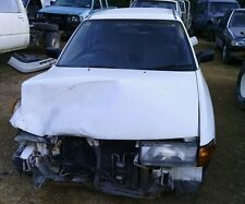 WRECKING A 94 KH FORD LASER  FOR PARTS ONLY