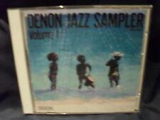 Denon Jazz Sampler - Volume 1