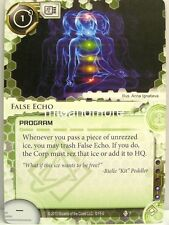 Android netrunner LCG - 1x False echo #007 - opening Moves