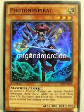 YU-GI-OH - 1x fotoni PIRATA-ZTIN - 2013 Zexal Collection Tin-SUPER RARE