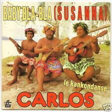 "CARLOS Vinile 45 giri 7"" BABY BLA BLA Susanna IL KANKONDANSE -COLUMBIA 2178697"