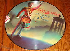 MARILLION HEART OF LOTHIAN ORIGINAL PICTURE DISC LP STILL SEALED 1985