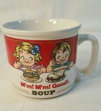 Vintage Campbell Soup Kids Mug bowl 1993 Westwood  94