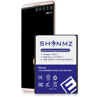 SHENMZ High Capacity Replacement 4200mAh 3.85V Battery For LG V20 BL-44E1F A+