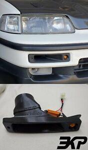 1990-1991 Honda CRX (CR-X) Passenger Turn Signal Intake Duct | AMBR LED | 3D FDM