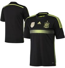 Authentic Adidas 2014 World Cup Spain Men's Away Soccer Jersey Large L