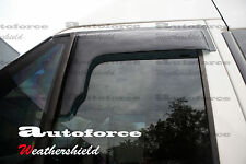 FORD TRANSIT VAN 2000-2013 WEATHER SHIELD WEATHERSHIELD DOOR VISORS GUARD