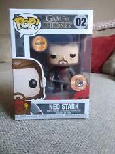 Funko pop Vinyl Ned Stark Game of Thrones, Custom headless sdcc