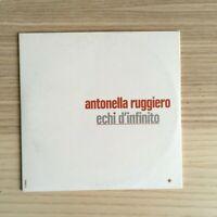 Antonella Ruggiero - Echi d'Infinito - CD Single 3 Tracce - 2005 Universal