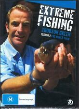 EXTREME FISHING With Robson Green Season Three (3 x DVD) NEW & SEALED Free Post