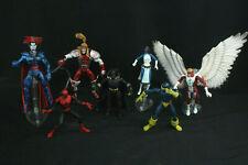 Marvel Legends Sentinel BaF Series 10 Complete Set (7) Spider-Man Black Panther+
