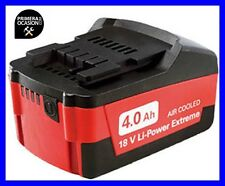 Metabo bateria 18 V / 4,0 Ah Li-Power, tienda Primeraocasion