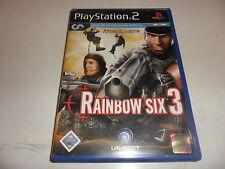 Playstation 2 ps 2 rainbow six 3
