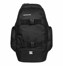 Zaino Skate DC Shoes Wolfbred III Nero Black Backpack Sac à dos Rucksack