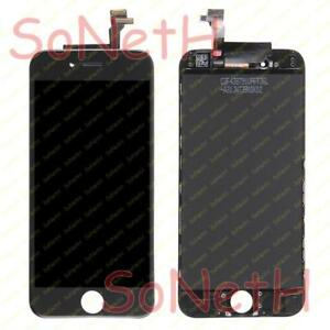 TOUCH SCREEN ED LCD DISPLAY PER APPLE PER IPHONE 6 A1549 A1586 A1589 NERO