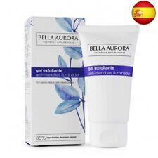 Bella Aurora Gel Exfoliante Facial Anti-Manchas Limpia la Piel en Profundidad