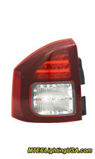 TYC Left Side Tail Light Lamp Assembly for Jeep Compass 2014-2015