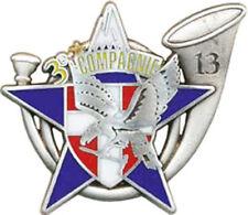 13° Bataillon de Chasseurs Alpins, 3° Compagnie, étoile, Arthus Bertrand (9045)