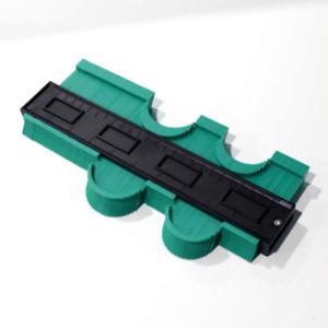Jauge profil de copieur duplication Contour Duplicateur Mesure 25 cm, Vert