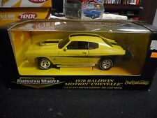 American Muscle - 1970 Baldwin Motion Chevelle (1:18)
