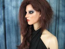 Latexmaske KEIRA  +WIMPERN +PERÜCKE - Real. Frauenmaske Gesicht Crossdresser