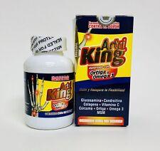 Artri King Reforzado Con Ortiga Y Omega 3 Frasco Con 100 Tabletas