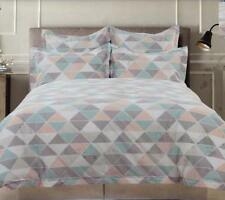 Unbranded Polyester Geometric Quilt Covers