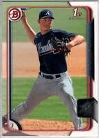2015 Bowman Draft #181 Mike Michael Soroka RC Rookie Braves