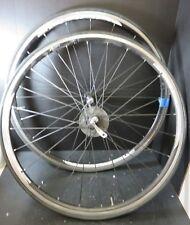 Shimano R500 Rims w/ Vittoria Open Corsa EVO Slick 23-622 Bicycle Tires Used