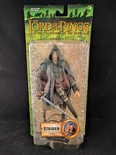 Lord of the Rings Fellowship Strider w/Sword Slashing Action Figure NIB