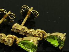 Butterfly Beauty Gold Fine Earrings