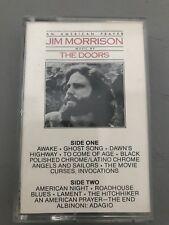 Jim Morrison An American Prayer Vintage cassette The Doors 1978 Lizard King