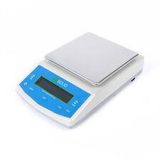 U.S. Solid 5 kg x 0.1 g Lab Digital Precision Balance Scale Precision Weight LCD