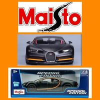 Bugatti Chiron Sport SE Matte Maisto 1:18  Diecast Metal Model Super Car NEW