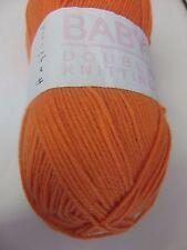 5 X 100g Hayfield Baby Double Knit Wool/yarn for Knitting/crochet 459 Mr Blue Sky