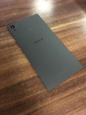 Sony Xperia Z5 Back Cover Battery Case Grey, Gray with NFC Original
