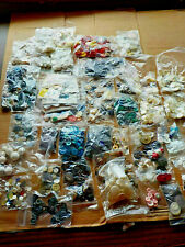 Antique Vintage Buttons Sorted not searched 2lbs + Huge Lot