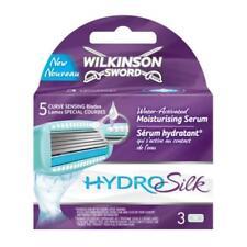 Pack de 3 Lames Hydro Silk Wilkinson Sword