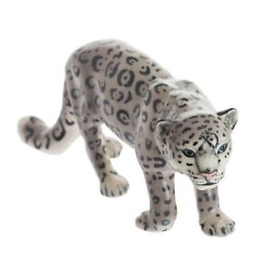 John Beswick  Natural World - Snow Leopard JBNW5