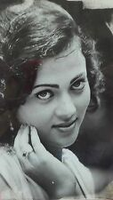 India Black & White Photograph Bollywood Actress Mandakini (P574)